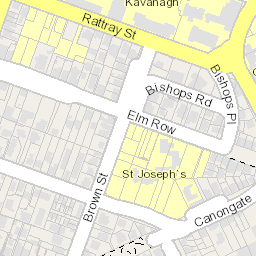 Street map Dunedin City Council